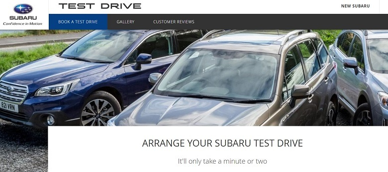 How Subaru uses a data-driven marketing strategy to target customers – Econsultancy (blog)
