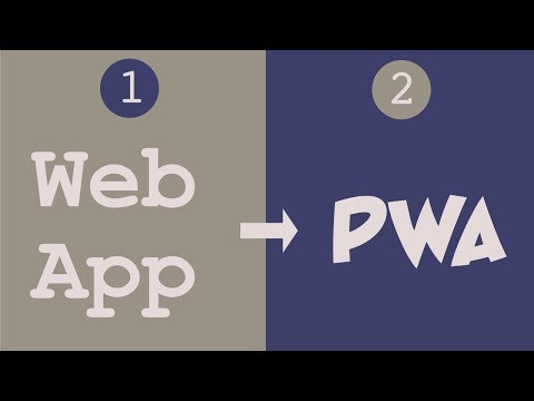 Build A WebApp and Turn It Into a PWA Using Browser API