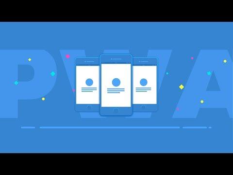 Cross-platform Progressive Web Apps