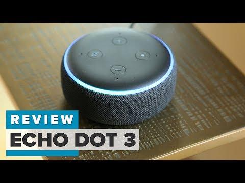 Amazon Echo Dot 3 review: Bigger, better and still 50 bucks
