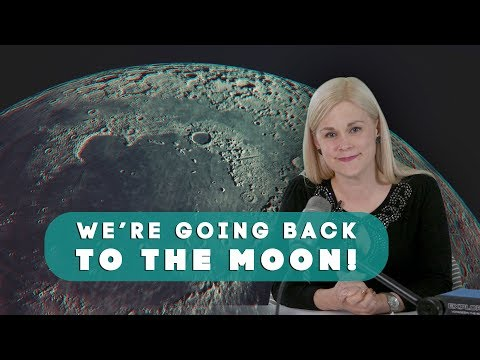 NASA's going back to the moon: Here's how it'll get there | Watch This Space