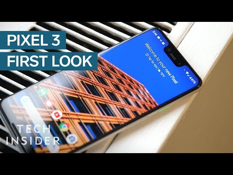 Google Pixel 3 And 3 XL First Impressions
