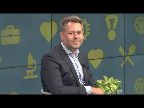 Ambassador Casper Klynge: The World's First Tech Ambassador | Talks at Google