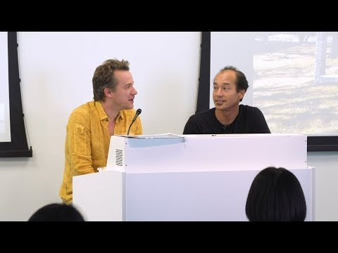 "Christian Awe & Shingo Francis: ""Artists Bringing Inspiration to the World"" 